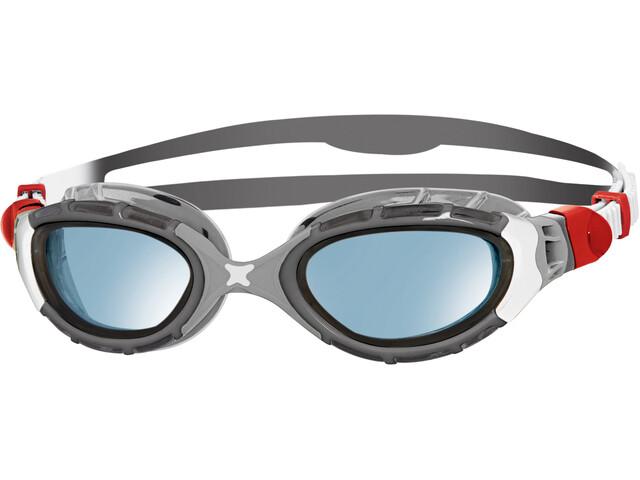 Zoggs Predator Flex Gafas L, silver/grey/blue tint